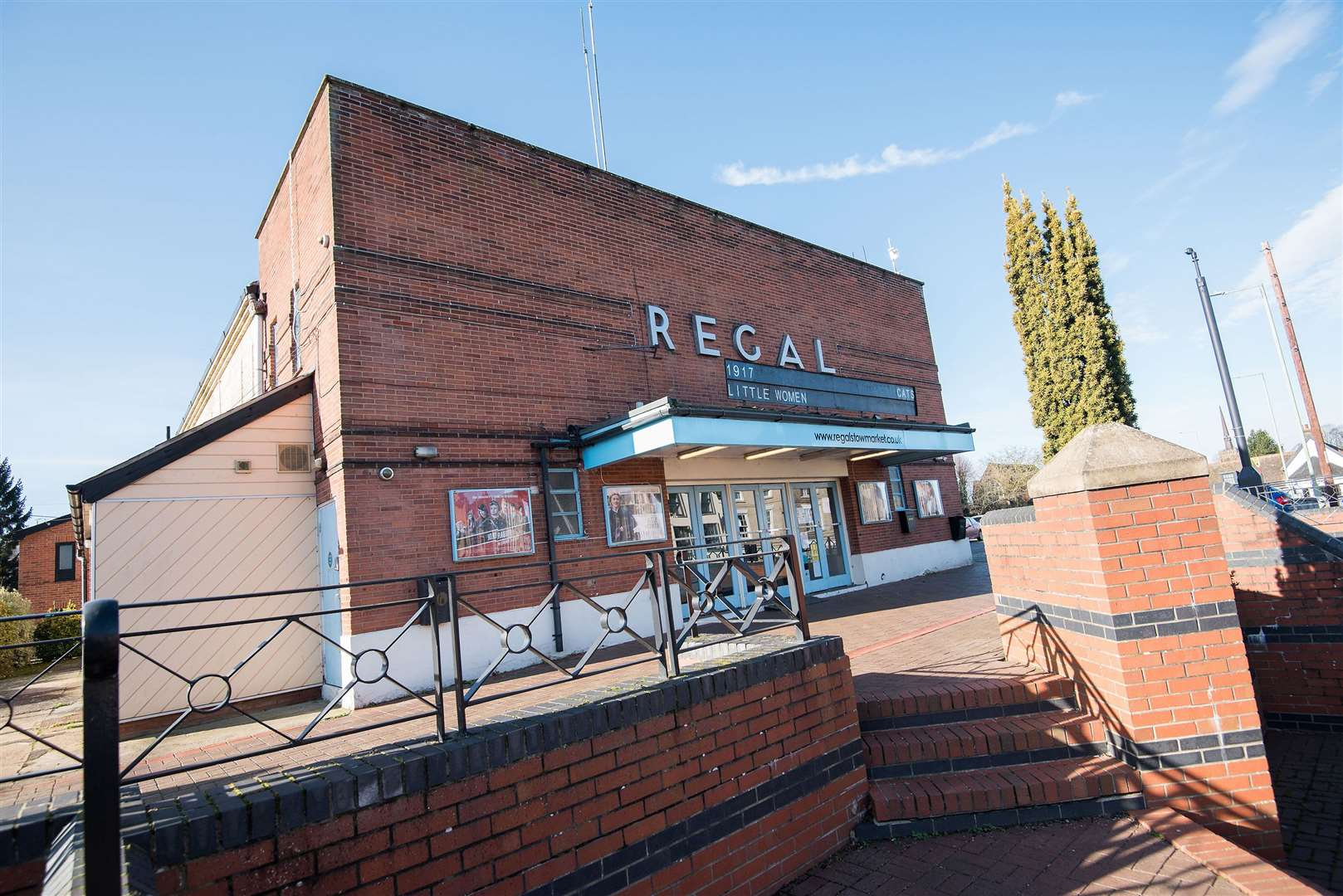 The Regal is the only cinema in mid Suffolk and will close on February 23. The nearby John Peel Centre will show some films in its place.