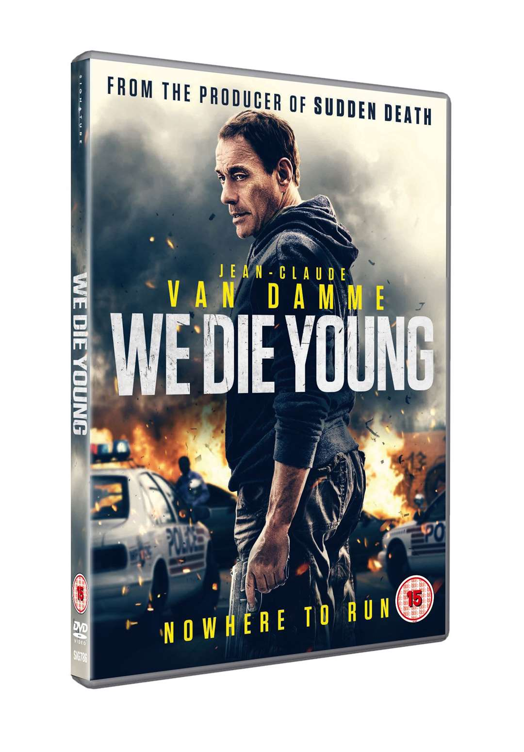 We Die Young. Picture by Signature Entertainment (19298048)