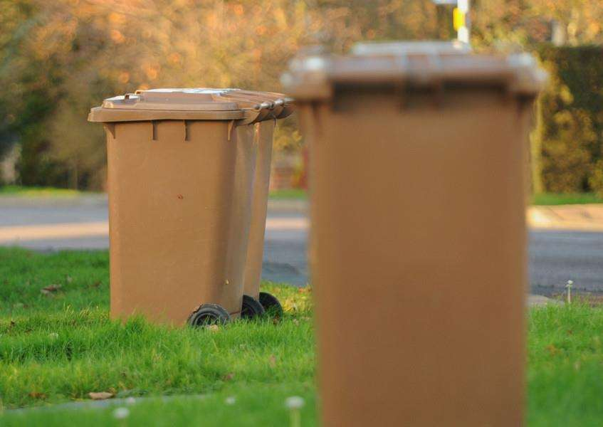 St Edmundsbury Borough Council has voted to introduce a charge for brown bin users ENGEMN00120130412152711