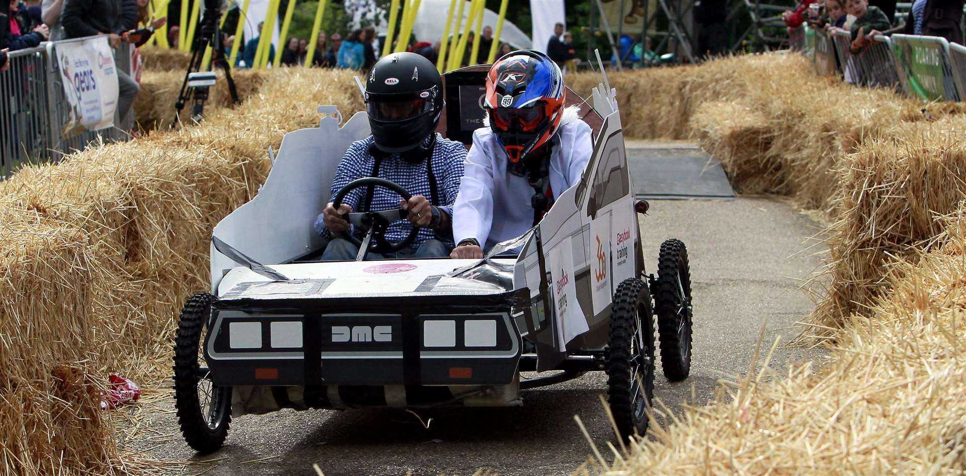 The Newmarket Soapbox Derby is set to get under starter's orders on Sunday, August 25