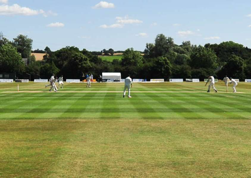 EXCITING TIMES: Woolpit CC