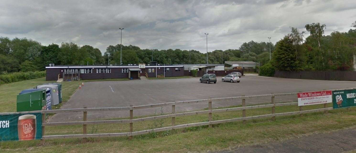 Stowmarket Town Football Club (Google) (32679978)