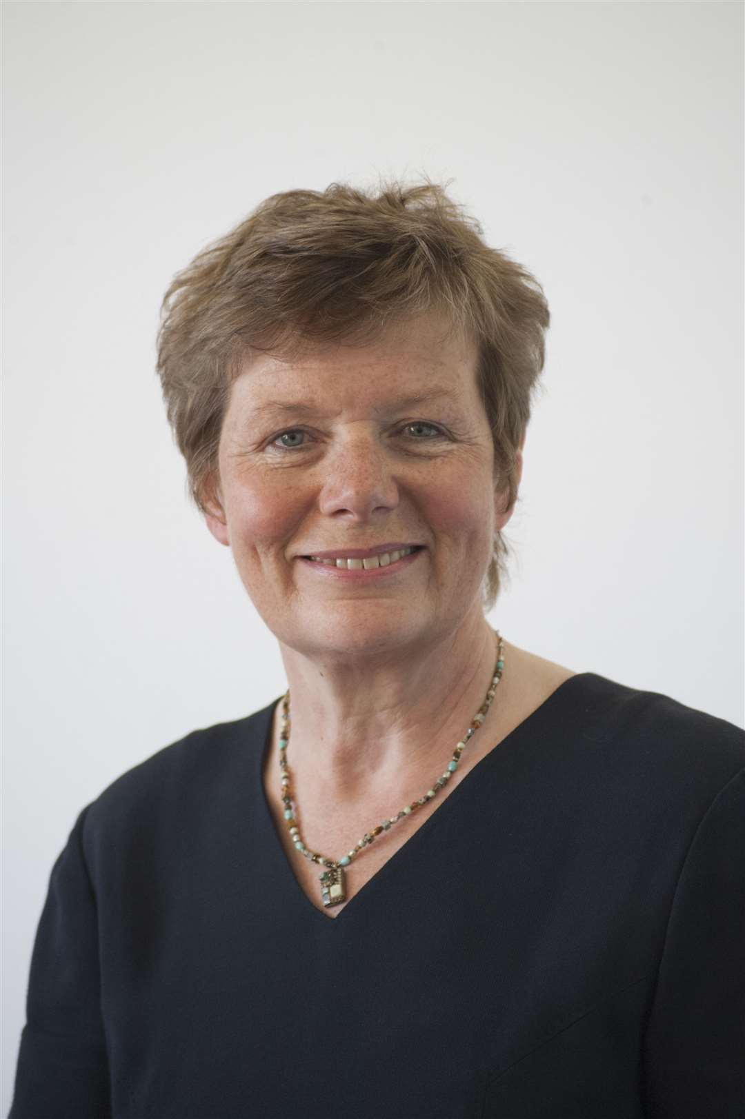 County councillor Mary Evans