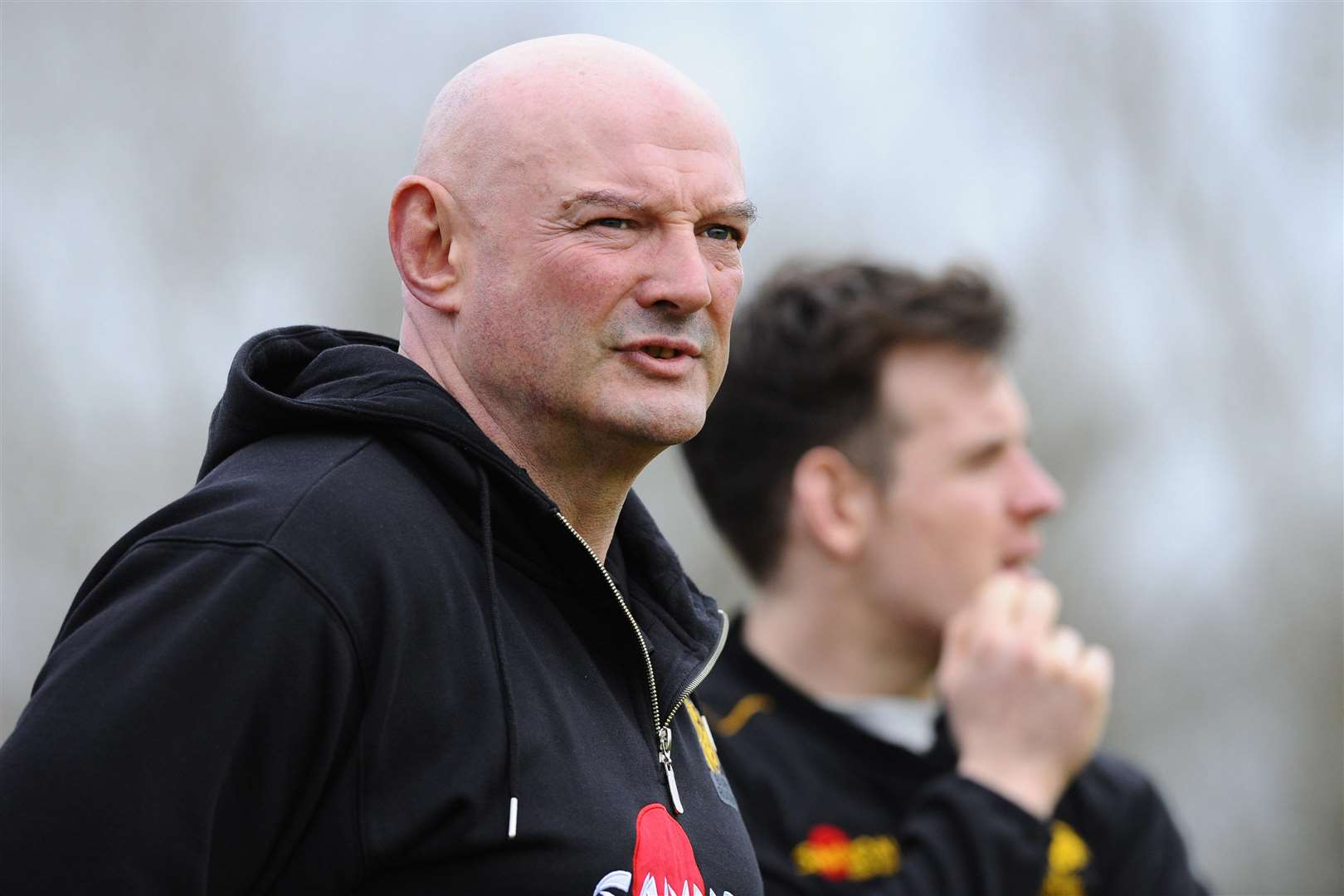Bury St Edmunds, Suffolk. Bury St Edmunds rugby club coach Jon Curry.. .Picture: Mark Bullimore Photography. (5292267)