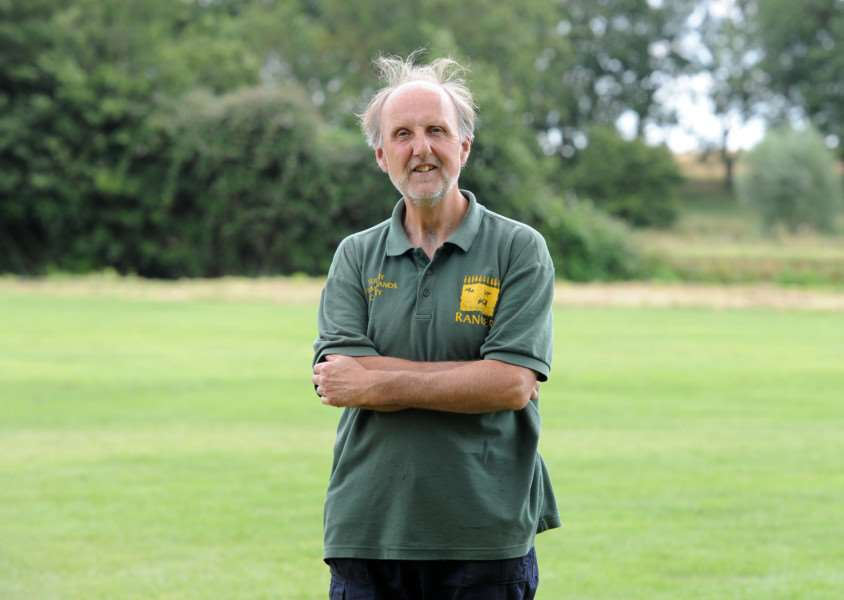 Adrian Walters is a ranger for the Sudbury Common Lands Charity