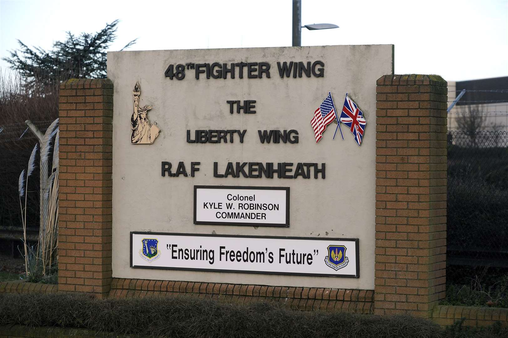 Pilot of downed RAF Lakenheath jet found dead
