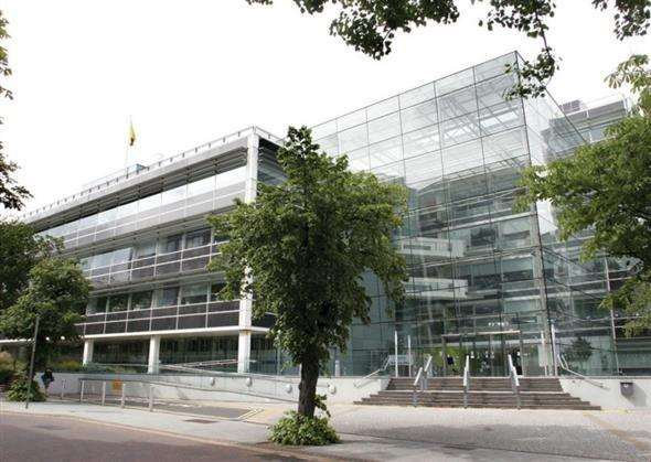 Babergh District Council is now based at Endeavour House in Ipswich. (3572257)