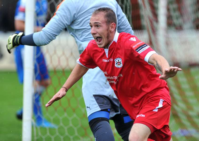 NEW ADDITION: Former Needham player Adam Mills has joined AFC Sudbury