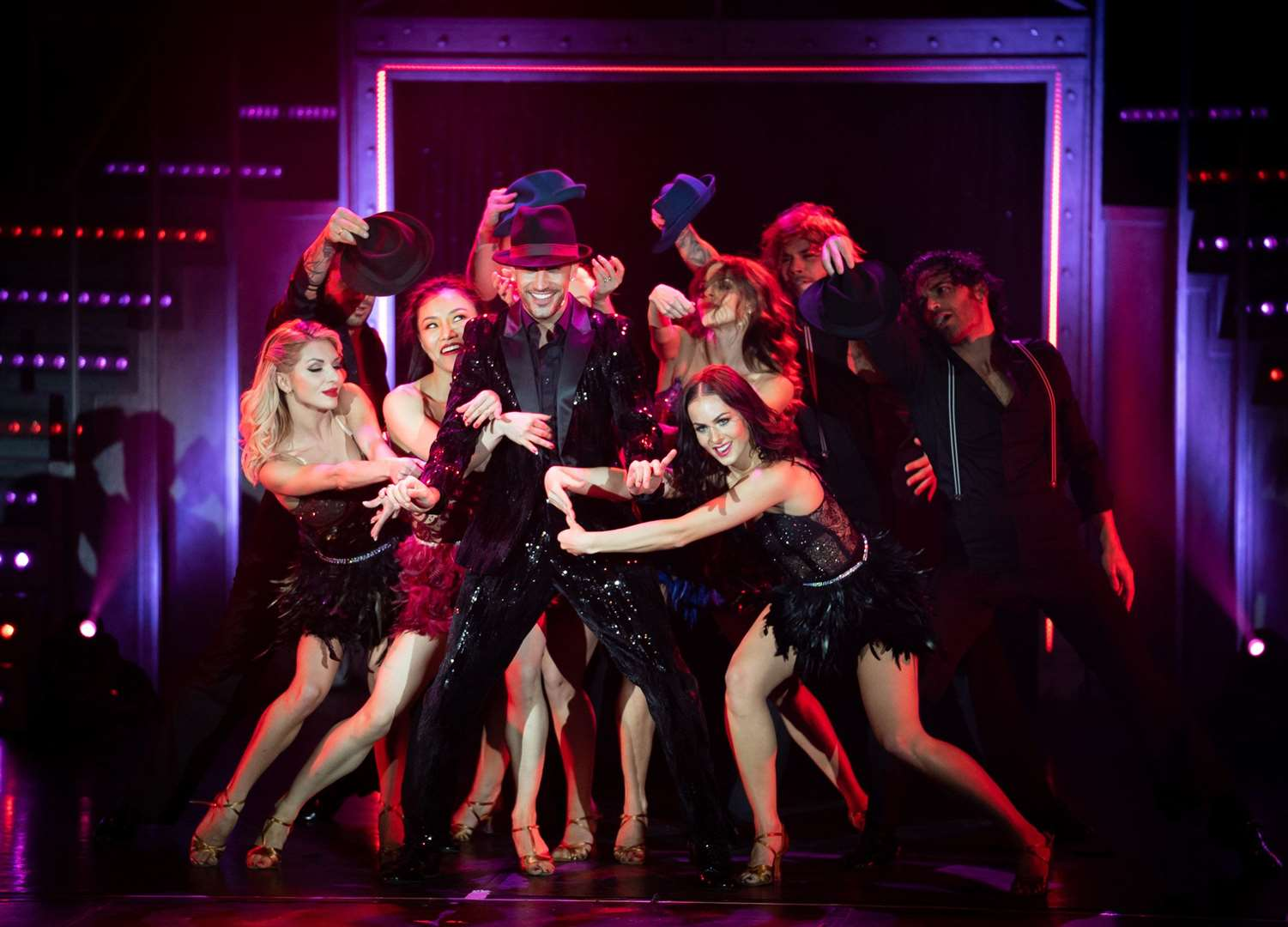 Strictly Come Dancing star Giovanni Pernice is set to return to the stage in 2021 with his This Is Me show. Picture: Strictly Theatre Co (40348405)