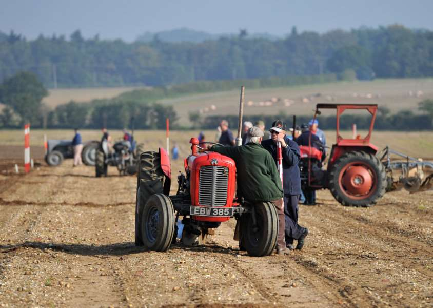 Ploughing match in aid of East Anglian Air Ambulance ANL-150510-080819009