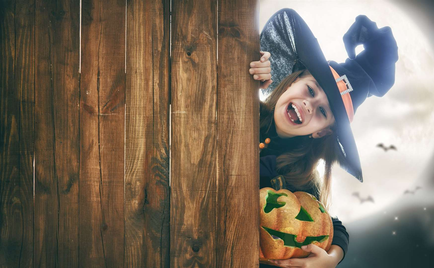 Bring trick or treating indoors this year with a room-to-room scavenger hunt