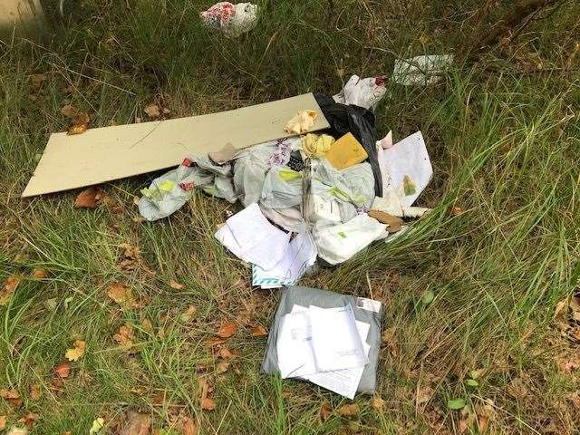 Charles Tirrell pleaded guilty to flytipping and operating as an unregistered waste carrier. Picture: West Suffolk Council. (9203388)