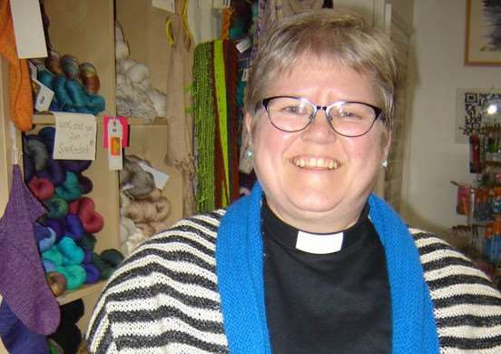 The Rev Canon Cheryl Collins is the new minister at St Gregory's Church, Sudbury. ANL-160629-090255001