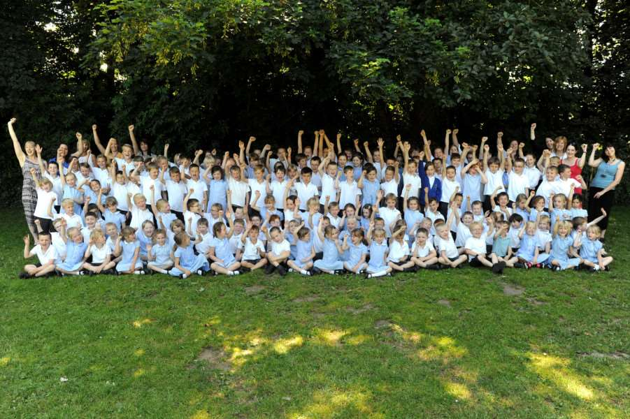 Elmswell Primary School has received a good ofsted report ANL-160718-201135009