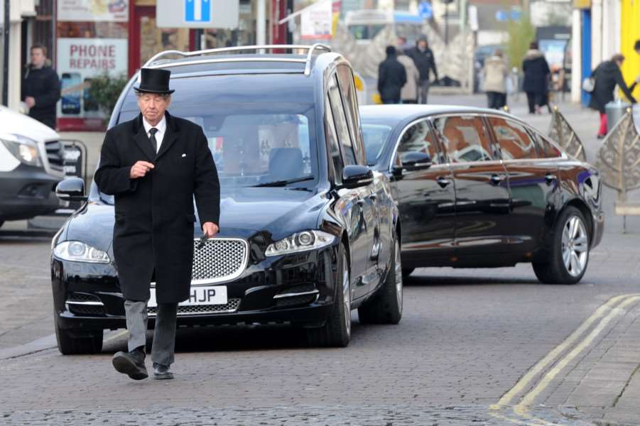 Funeral of Cllr Tim Marks ANL-160119-153400009