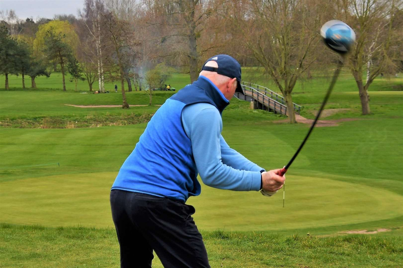 Golf clubs preparing to reopen this week