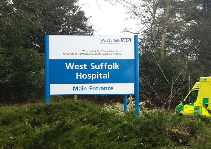 More patients will have to get blood tests at West Suffolk Hospital