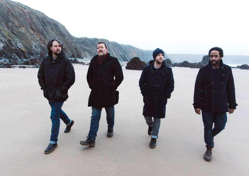 British Rock band Elbow, who will be at Thetford Forest this summer.
