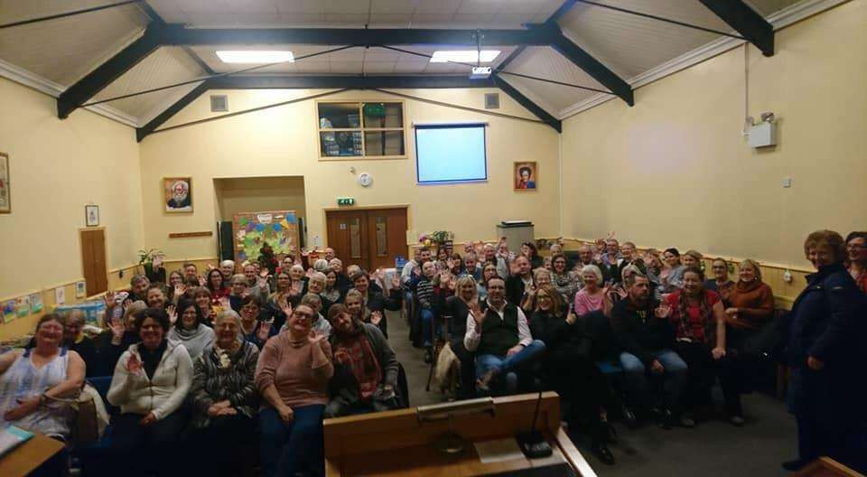 Monday saw more than 70 people attended a volunteer meeting for the Thetford Evening and Night Shelter