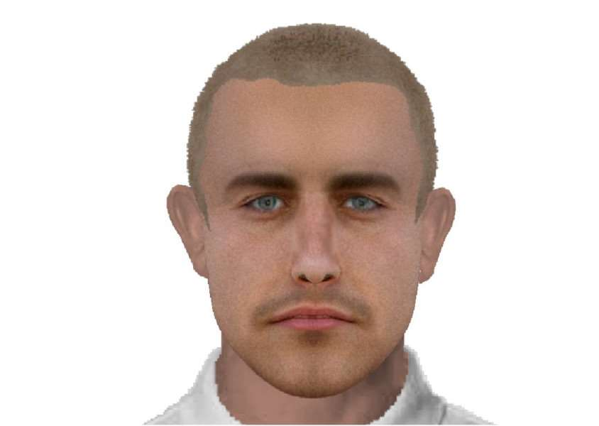 Detectives investigating a rape in Brandon are releasing an e-fit likeness of a man they want to trace in connection with the attack.