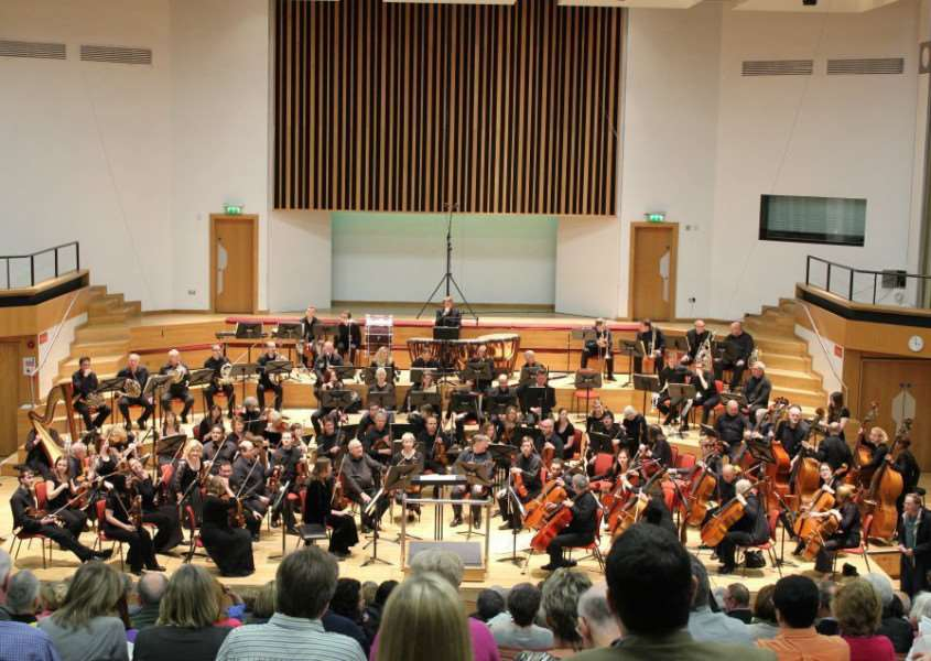 Birmingham Philharmonic Orchestra is to perform at St Peter's in Sudbury