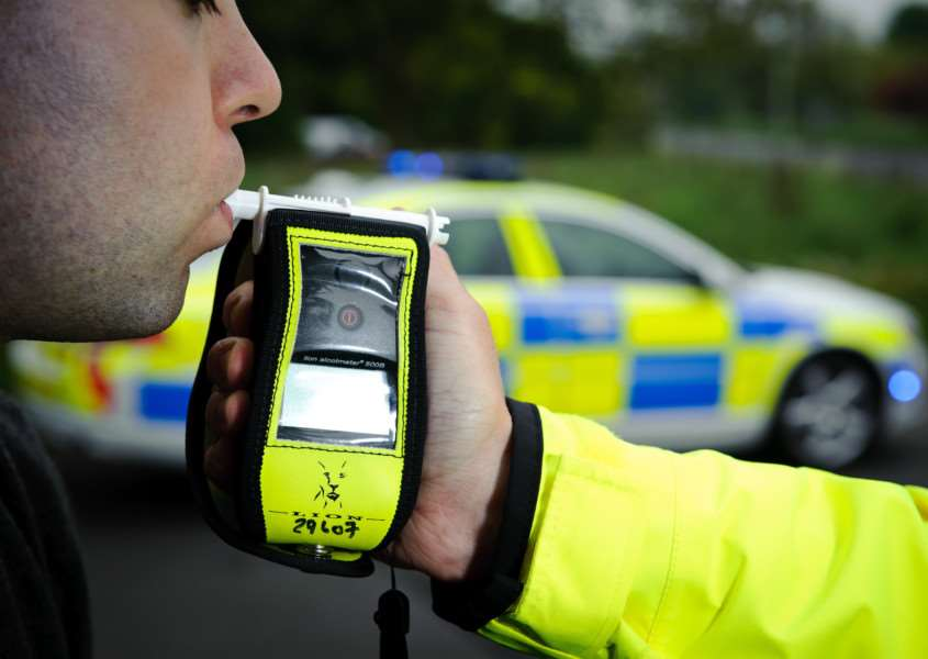 Police have been cracking down on drink and drug driving