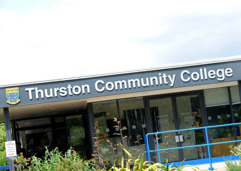 Thurston Community College ''''PICTURE: Mecha Morton