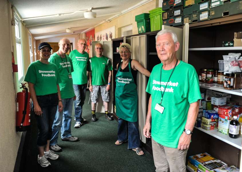 Stowmarket and Area Foodbank