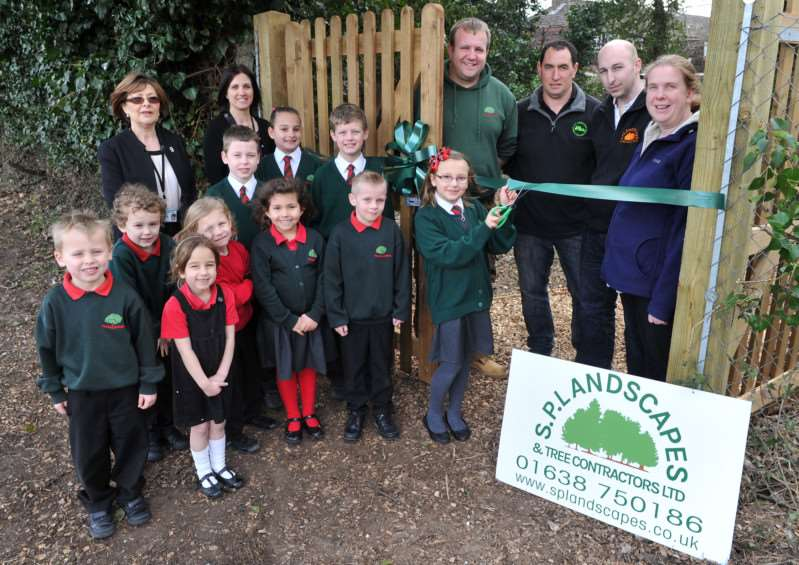 Launch of Forest School site at Forest Academy ANL-150324-160509009
