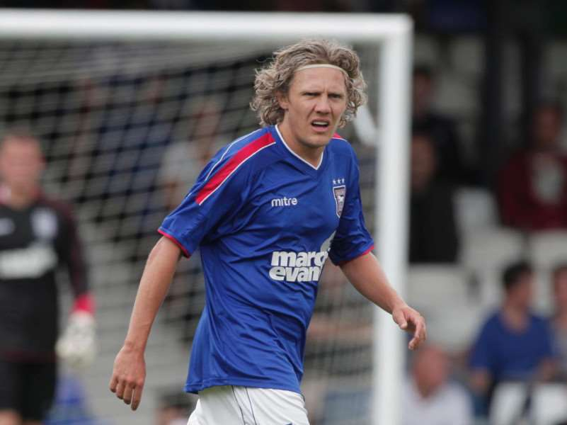 STAR ATTRACTION: Former Ipswich Town midfielder Jimmy Bullard will be at the Suffolk FA Awards Night. Picture: ITFC