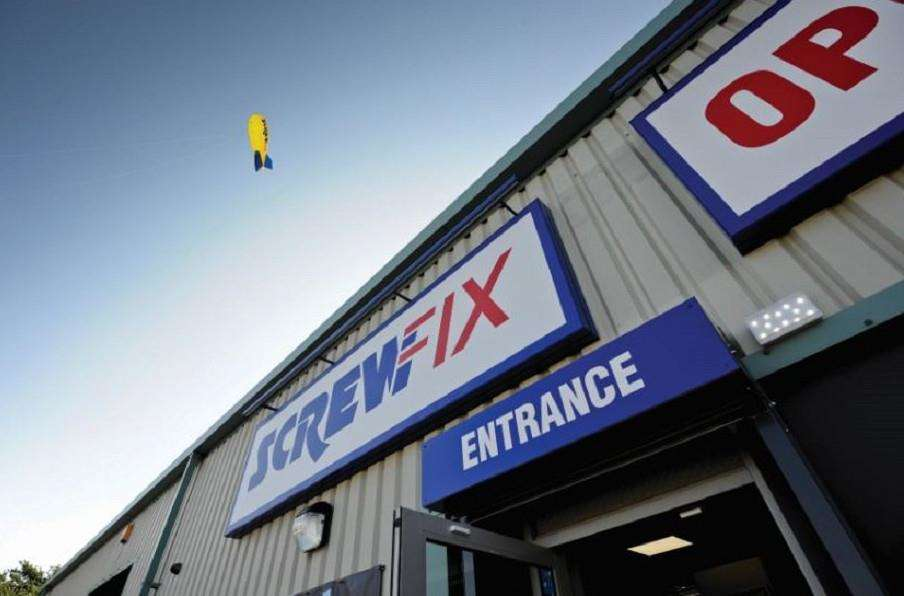 Screwfix is coming to Mildenhall