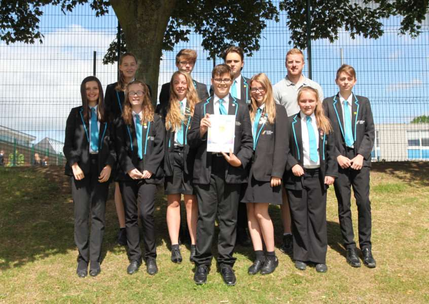 Ormiston Sudbury Academy has been announced as the first secondary school in South West Suffolk to receive the coveted 'School Games Gold Mark'. ANL-160727-105104001