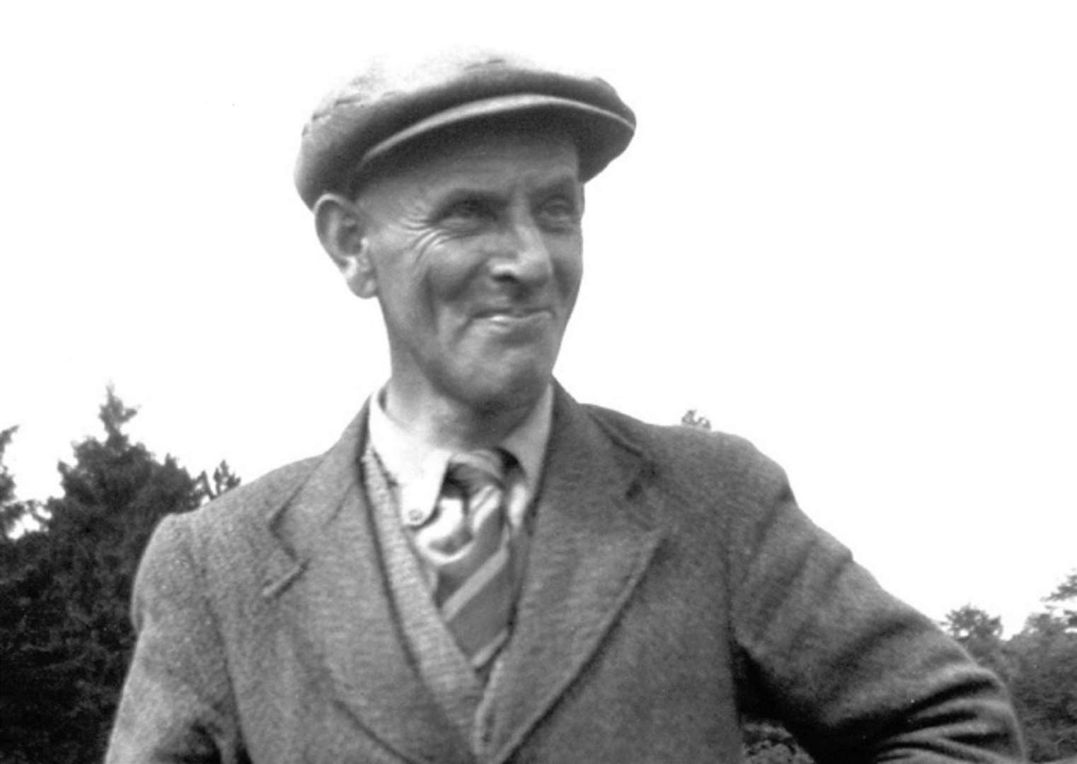 Basil Brown -Sutton Hoo archeologist