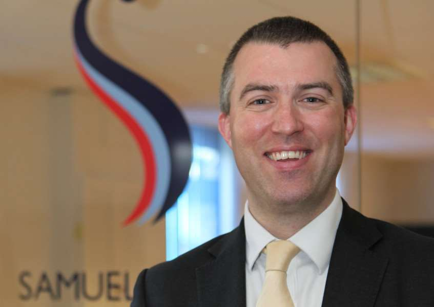 Mark Neild has been named as the new head teacher at Samuel Ward Academy in Haverhill. Picture by Russ Bennett