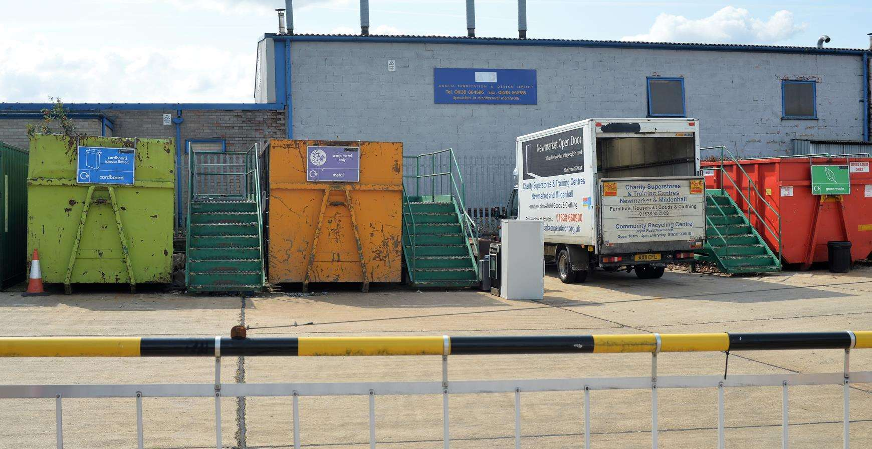 Newmarket Open Door had operated the site since 2011, when Suffolk County Council decided to close the facility
