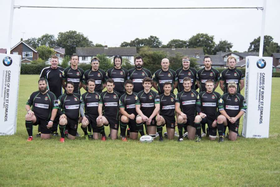 HAMMERED: Newmarket RFC lost heavily at Thetford