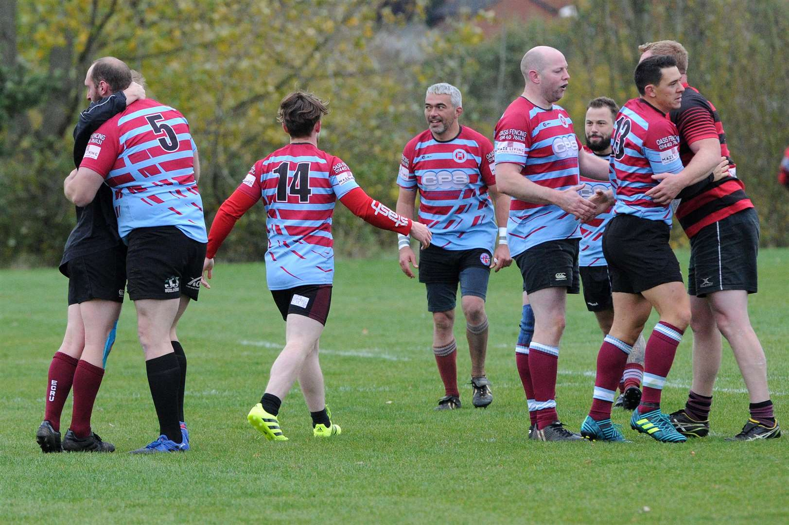 RUGBY - Haverhill v Mildenhall & Red Lodge..Pictured: ...PICTURE: Mecha Morton... .. (5056930)